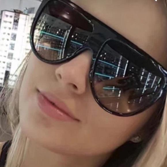 2d3931740899 Celine Accessories - Celine thin shadow sunglasses 🕶🖤🕶